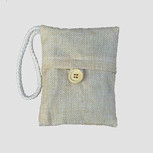 Tasche aus Aktivkohle zur Geruchsentfernung Feuchtigkeitsabsorber für Haustiere zu Hause mit Lufterfrischer für natürliche Räume aus pflanzlicher Kohle A