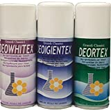 Rampi Deo Whitex Igientex Deortex Spray Deodorante Igienizzante Professionale Tessuti Ambi...