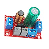 dailymall Stereo Frequency Divider 2 Way Crossover Filter HiFi Loudspeaker Car Audio