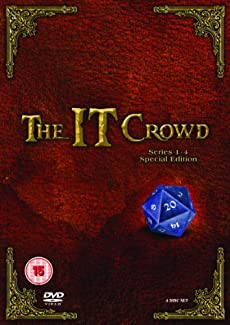 The IT Crowd - Series 1 - 4 Special Edition