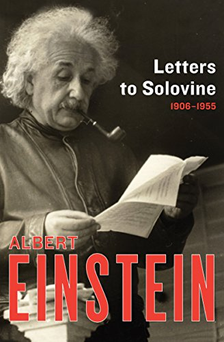 Letters to Solovine, 1906–1955 (English Edition)