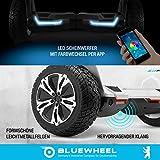 """8.5"""" Premium Offroad Hoverboard Bluewheel HX510 SUV - 5"""