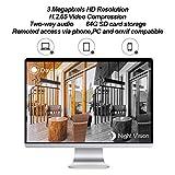 Zoom IMG-1 sv3c telecamera wi fi esterno