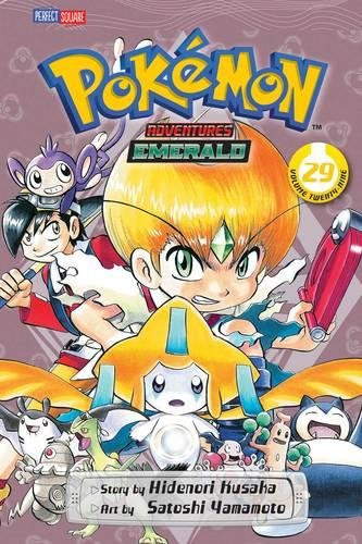 POKEMON ADVENTURES GN VOL 29