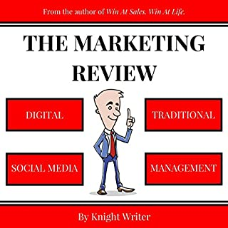 The Marketing Review cover art