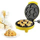 Máquina para hacer cupcakes, Cake Pop Maker, diseño de dibujos animados, polipropileno + aleación de titanio