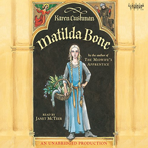 Matilda Bone audiobook cover art