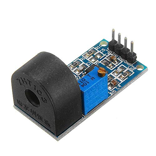 LONGWDS Infrared Range Sensor Auto-installing Combination 5A Monophase Active Output AC Current Transformer Module
