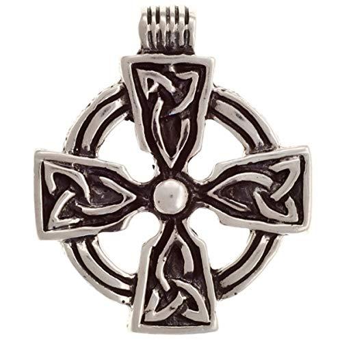 Keltenkreuz Silber 925 Handarbeit Anhänger keltisches Kreuz