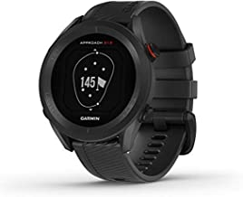 Garmin Approach S12, Easy-to-Use GPS Golf Watch, 42k+ Preloaded Courses, Black, 010-02472-00
