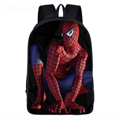 """16"""" Spiderman Cartable Sacs à Dos Scolaires pour..."""