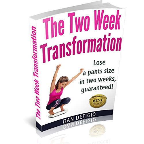 The Two Week Transformation Detox Diet Book audiobook cover art