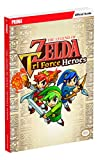 The Legend of Zelda - Tri Force Heroes Standard Edition Guide - Prima Games - 23/10/2015