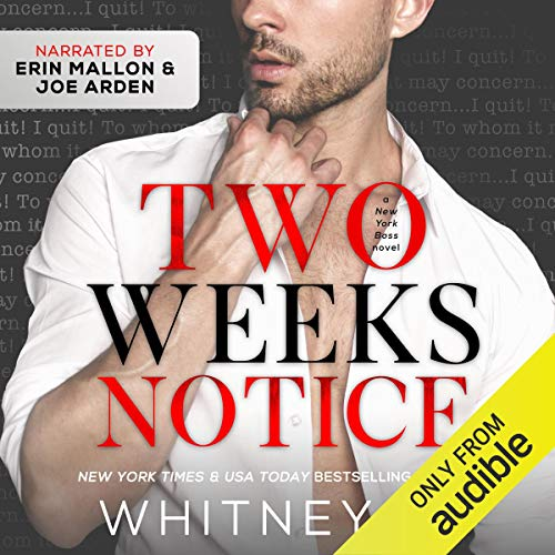 Page de couverture de Two Weeks Notice