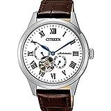 [シチズン] 腕時計 海外モデル メカニカル スモールセコンド オープンハート NP1020-15A メンズ