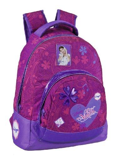Zaino Scuola Free Time Violetta Disney