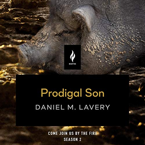 Prodigal Son Audiobook By Daniel M. Lavery cover art
