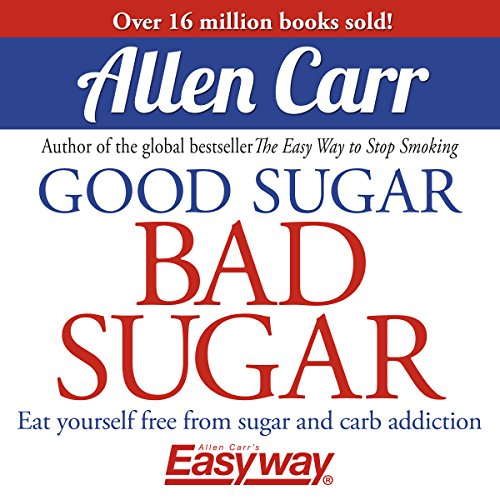 Good Sugar Bad Sugar audiobook cover art