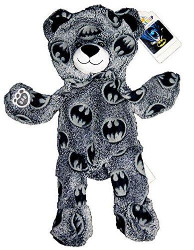 Build a Bear Batman Superhero UNSTUFFED 16in. Teddy Plush Toy Animal
