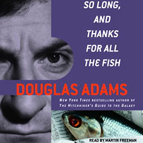 So Long, and Thanks for All the Fish  cover art