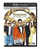 Kingsman - The Golden Circle (4K UHD Blu-ray)