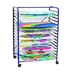 Best Classroom Drying Racks Review - Colorations