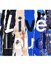 【Amazon.co.jp限定】Live Loud (初回盤) (メガジャケ付)