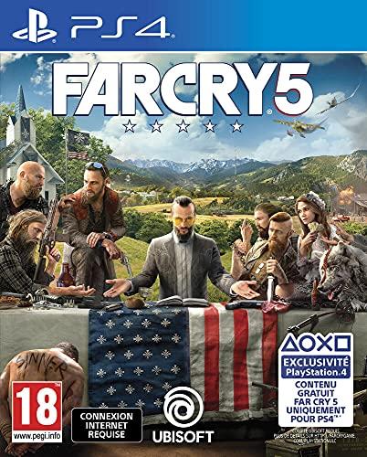 Far Cry 5 - PlayStation 4 [Edizione: Francia]