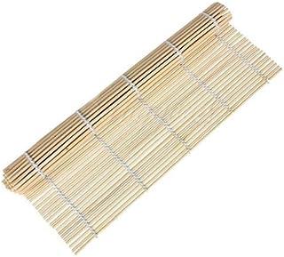 Natte a Sushi (bambú japonés–Maki en bambú Roll mate alfombra 24x 24cm