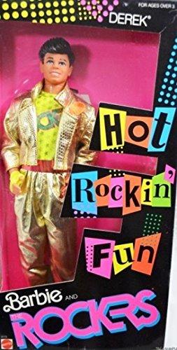 Barbie and the Rockers Derek