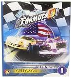 Zygomatic- Cars Formula d: Circuito 1: Sebring - Chicago - Varios Idiomas, Color (Asmodee FOR02ML)