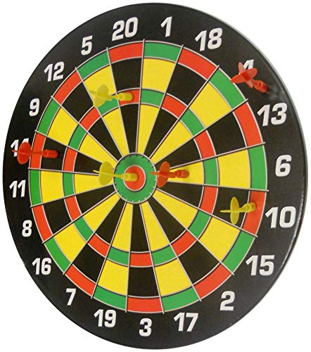 Karella Magnet-Dartboard-Set Family