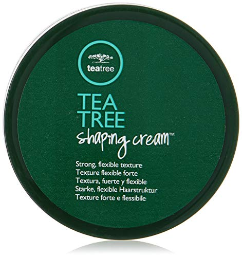 Tea Tree Shaping Cream, 3.0 Fl Oz