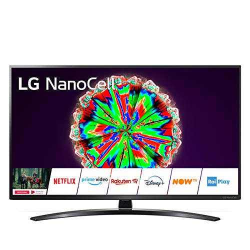 Televisore LG NanoCell 4K Nano Color