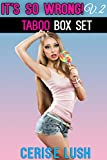 It's So Wrong! Vol. 2: 4 TABOO, Forbidden Love Short Stories (Taboo Box Set Book 5)