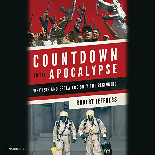 Countdown to the Apocalypse audiobook cover art