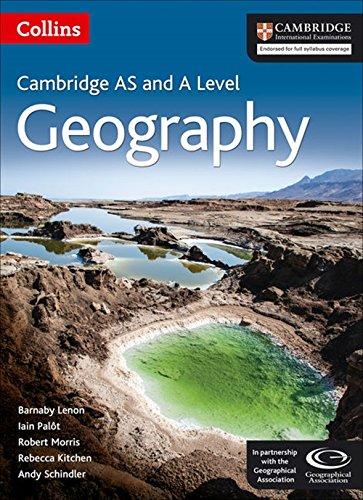 Collins Cambridge International AS & A Level – Cambridge International AS & A Level Geography Student's Book