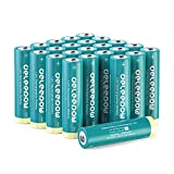 Best Aa Rechargeable Batteries - Deleepow AA Rechargeable Batteries Ni-MH, 3300mAh Long Lasting Review