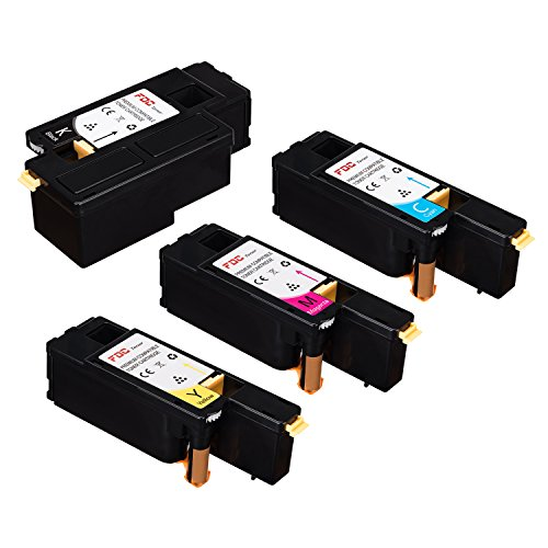 Ink /& Toner USA Compatible Toner Replacement for Xerox 106R02756 Works with Cyan Phaser 6022; WorkCentre 6027