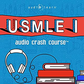 USMLE Step 1 Audio Crash Course     Complete Test Prep and Review for the United States Medical Licensure Examination Step 1 (USMLE I)              Autor:                                                                                                                                 AudioLearn Medical Content Team                               Sprecher:                                                                                                                                 Dr. Michael Kennedy                      Spieldauer: 25 Std. und 16 Min.     Noch nicht bewertet     Gesamt 0,0