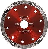 PRODIAMANT Premium Diamant-Trennscheibe für Fliese und Feinsteinzeug 125 mm x 22,23 mm PDX93.936