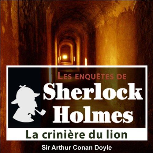 Couverture de La crinière du lion (Les enquêtes de Sherlock Holmes 51)