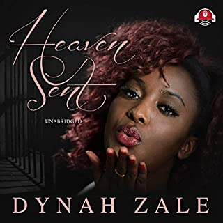 Heaven Sent audiobook cover art