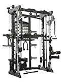 Force USA Monster G9 - Macchina commerciale Smith + attrezzo funzionale + Power Rack