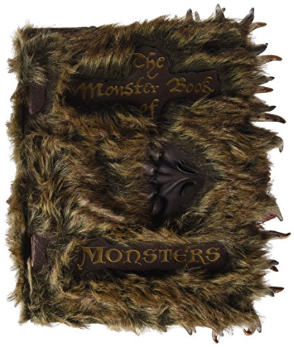 Harry Potter: The Monster Book of Monsters Officia