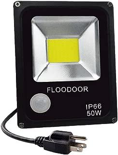 led flood light daylight sensor