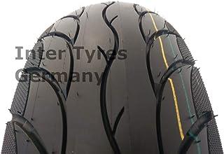 3,50-10 S1301 NaRubb rollerbanden 51J 4PR TL NIEUW bromfiets scooter banden