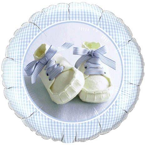 Ballon Baby Boy shoes à l'unité