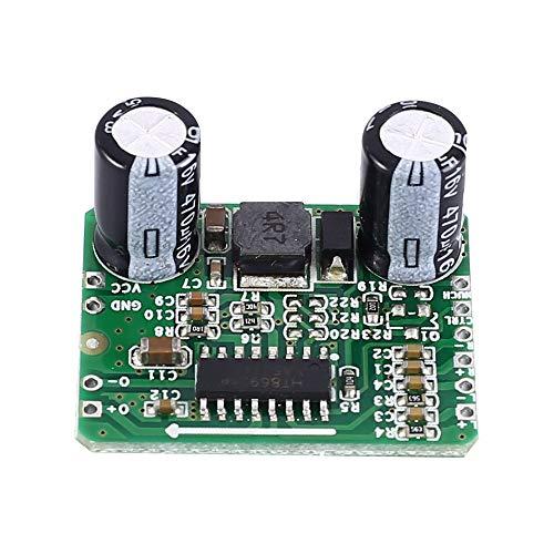 AILOVA Placa Amplificadora Diferencial 8W Digital Clase AB D Mono Amplificador De Potencia De Audio HT8692 DC 3.3V 5V
