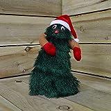Christmas Decorations Xmastree - Árbol de Navidad (Funciona con Pilas, 30 cm)
